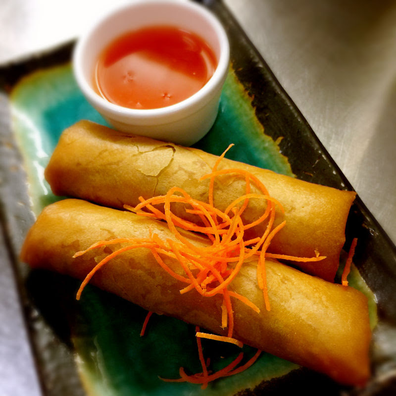 Vegetable Spring Roll (2)